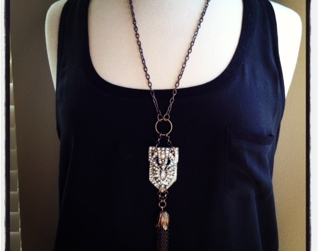 Silent Auction Item: Designer Necklace