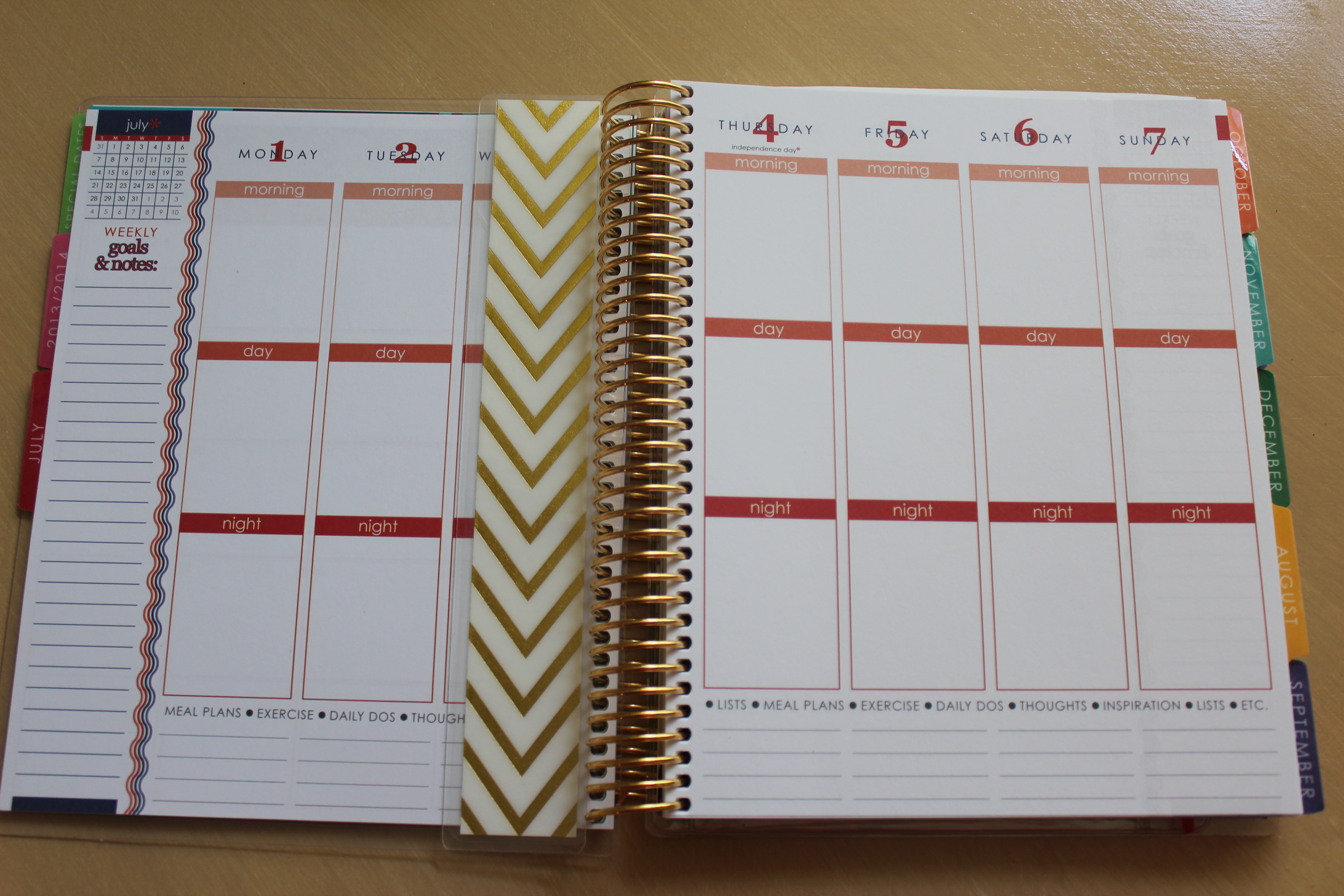 Shiny And New My Erin Condren Life Planner Review Life