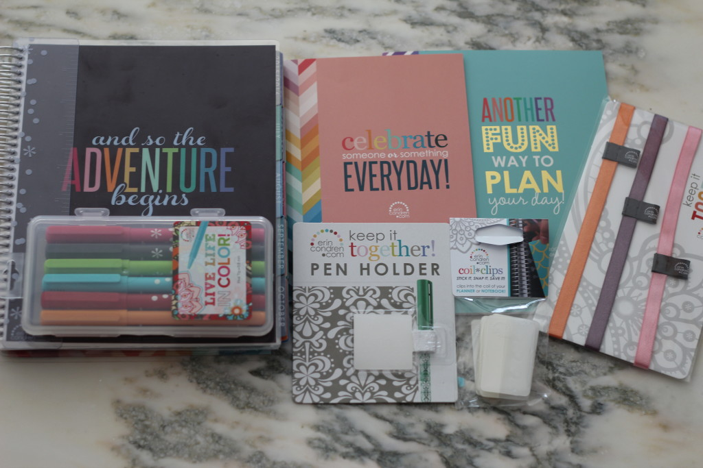 Erin Condren Life Planner Review 2015-2016