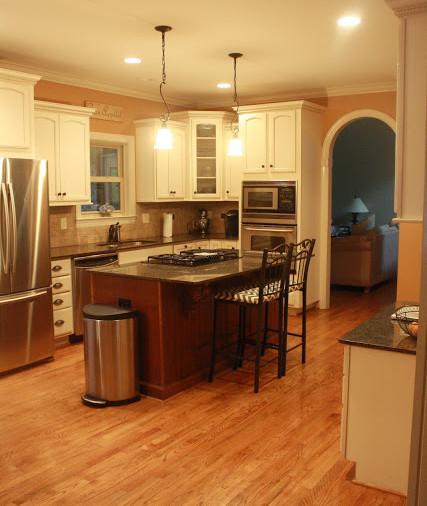 the kitchen, 2.0