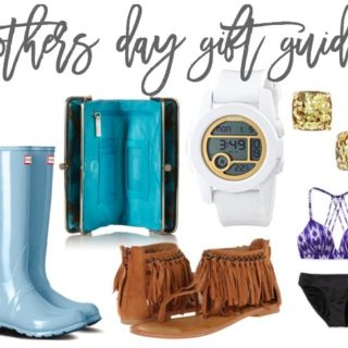 wardrobe wednesday: mothers day gift guide