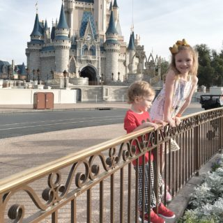 Disney World- Day 5 — Magic Kingdom