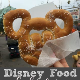 Disney Food Bucket List