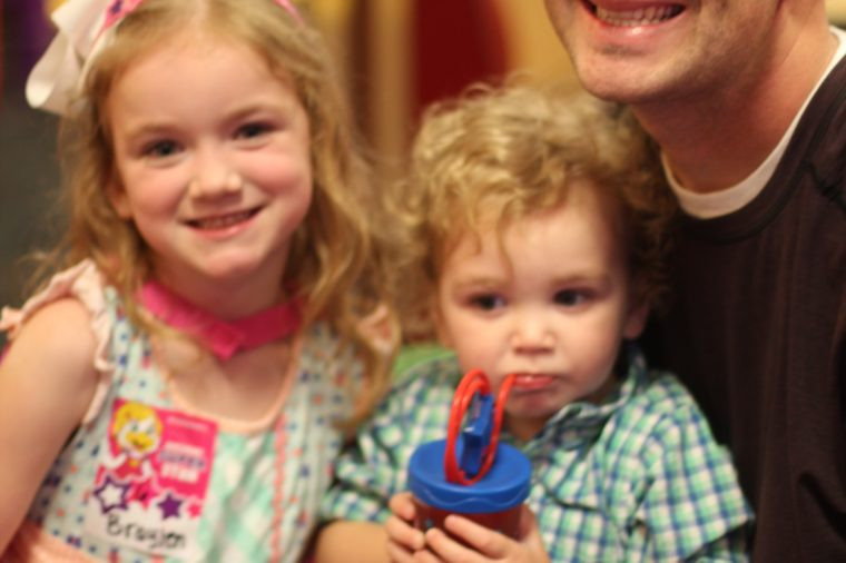 Braylen turned SIX and we celebrated!