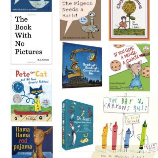 favorite children's books + Amazon discount code