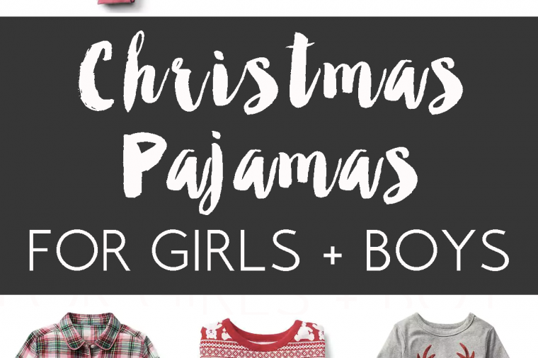 holiday pajamas: the final countdown + a giveaway!
