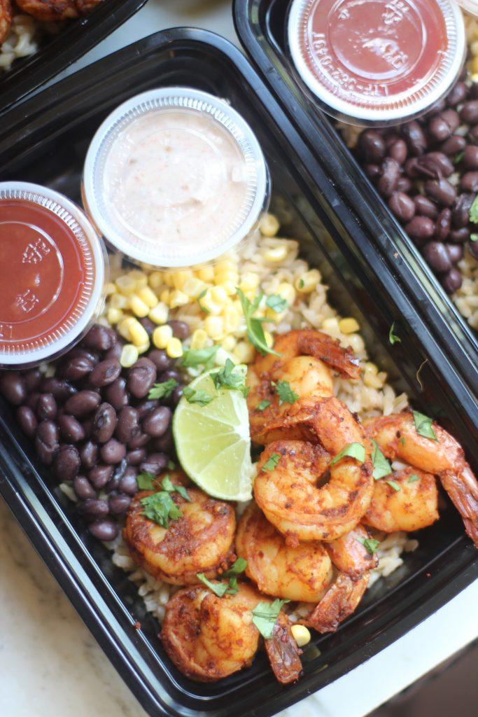 Shrimp Taco Bowls 3